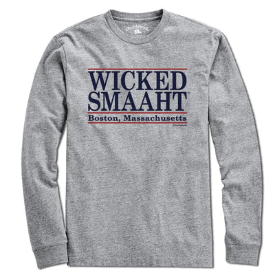 Wicked Smaaht Boston Bar T-Shirt - Chowdaheadz