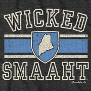 Wicked Smaaht University Maine T-Shirt - Chowdaheadz