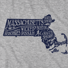 Wicked State Of Awesome T-Shirt - Chowdaheadz