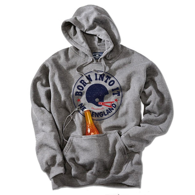 Born Into It New England Tailgater Hoodie - Chowdaheadz