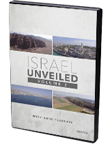Israel Unveiled Volume 2 (4-DVD Set)