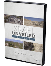 Israel Unveiled Volume 3 (4 DVD set)