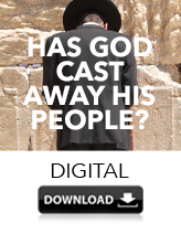 Has God Cast Away His People (DIGITAL DOWNLOAD)