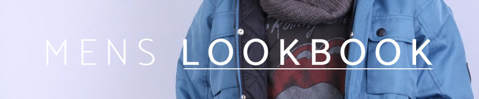 Mens Look Book