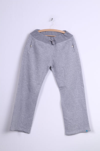 Champion Womens 16 XL Sweatpants Grey Cotton Sport