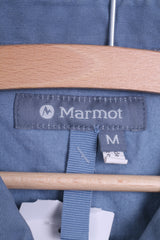 Marmot Womens M Donkey Jacket Royal Blue Cotton - RetrospectClothes