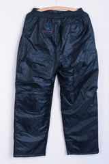 Industrial Starter Womens M Trousers Work Padded Navy Blue Winter Soluzioni Aziendali - RetrospectClothes