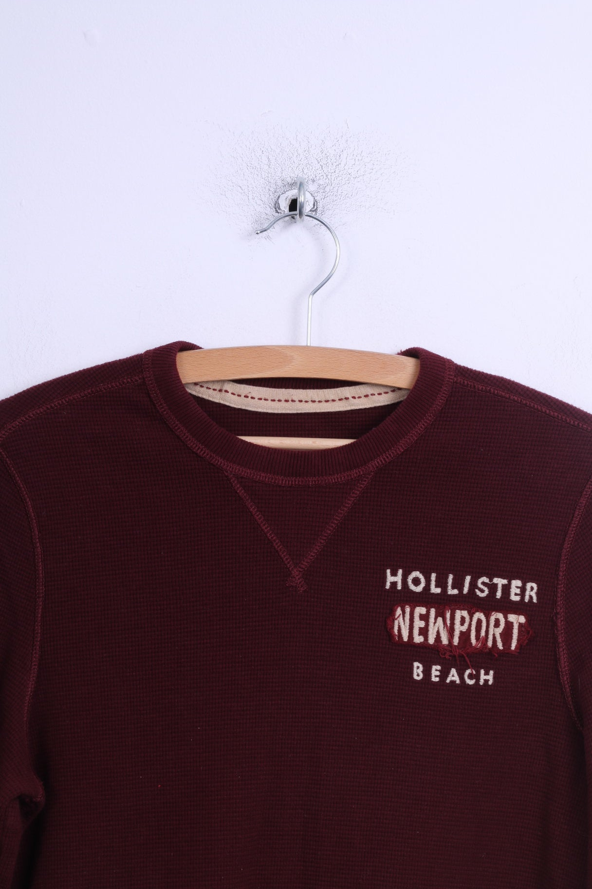 72e35d98 Hollister Long Sleeve Shirt Mens