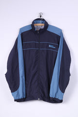 Rodeo Sports at C&A Mens L Lightweight Jacket Nylon Full Zipper Sportswear Top