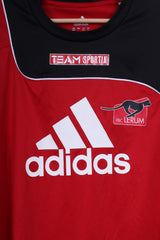 Adidas FBC Lerum Mens 38/40 M Shirt Jersey Team Sportia Red