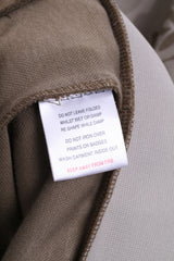 Crafted Mens L Sweatshirt Moro Khaki Jacket Tracksuit Top Sport - RetrospectClothes