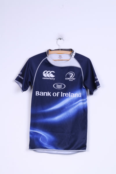 Canterbury of new zealand Boys 14 age Shirt Leinster Rugby Jersey