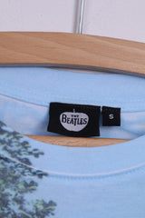 The Beatles Abbey Road Mens S T- Shirt Graphic Cotton Music Band 2015 Apple Corps