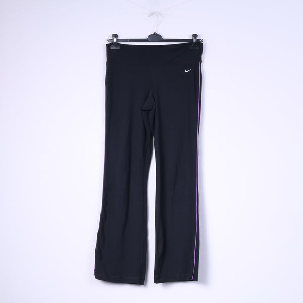 Nike Womens M Sweatpants Black Sportswear Pants