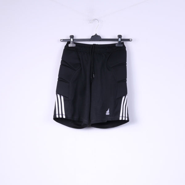 Adidas Mens S Shorts Black Sportswear Training Climalite Sport