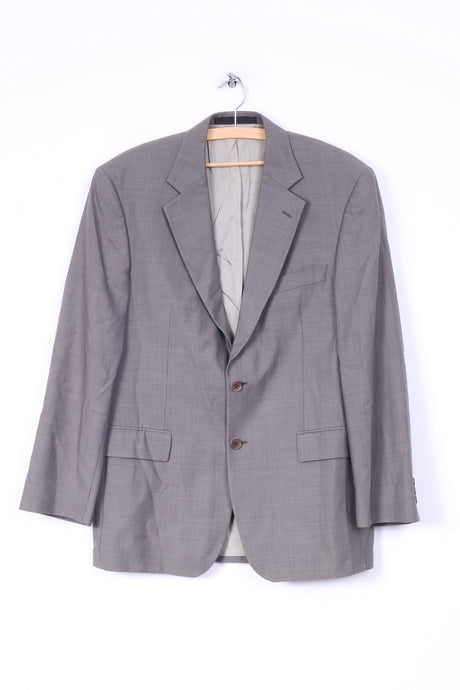 c5bffba441ce Marks & Spencer Mens 40 M Blazer Tailoring Lightweight Suit Single Breasted  Grey