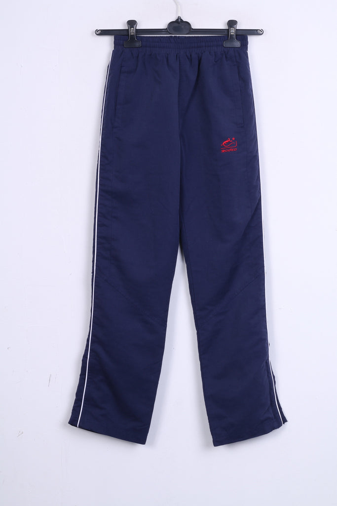 Rodeo Sports at C&A Boys 146/152 Sweatpants Navy Tracksuit Bottom Sport
