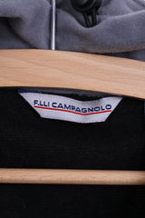 F.LLI Campagnolo Womens M Jacket Brown Windstopper Softshell Top