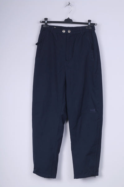 Helly Hansen Womens 40 M Trousers Navy Cotton Warm Combat Pants