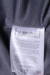 Hummel Dahl Mens XL Track Top Jacket Sport Black Sportigan Bjerringbro