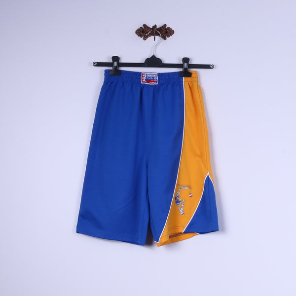 Athletic Works Boys L 14-16 Age Shorts Blue Inbound Street Ball Basketball