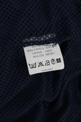 Comfort Mens XL Jacket Navy Bomber Nylon Manpower Festival Top