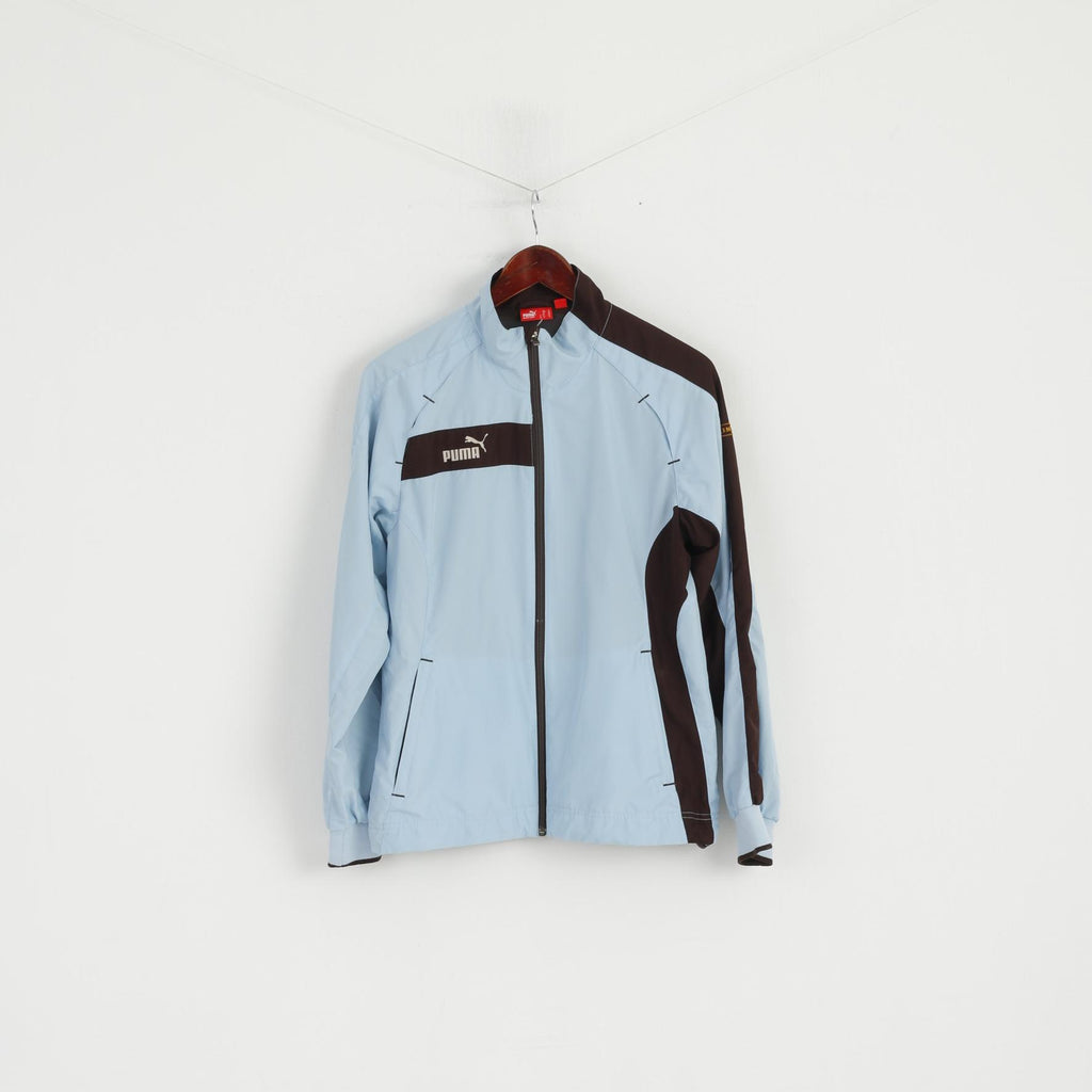 Puma Everyday Women's Blue Jacket 14 All to the Castle Two Inside Pockets