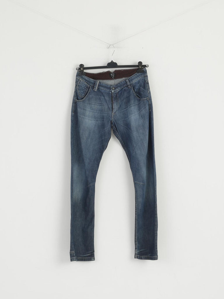 Levi's Red Tab Youth 14 Age Jeans Trousers Cotton Blue Denim Classic Pants