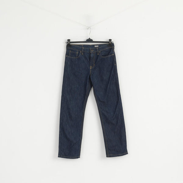 Polo Ralph Lauren Boys 18 Age Jeans Trousers Navy Cotton Vestry Denim Pants