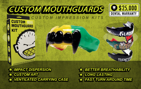 Custom Mouth Guards Kit