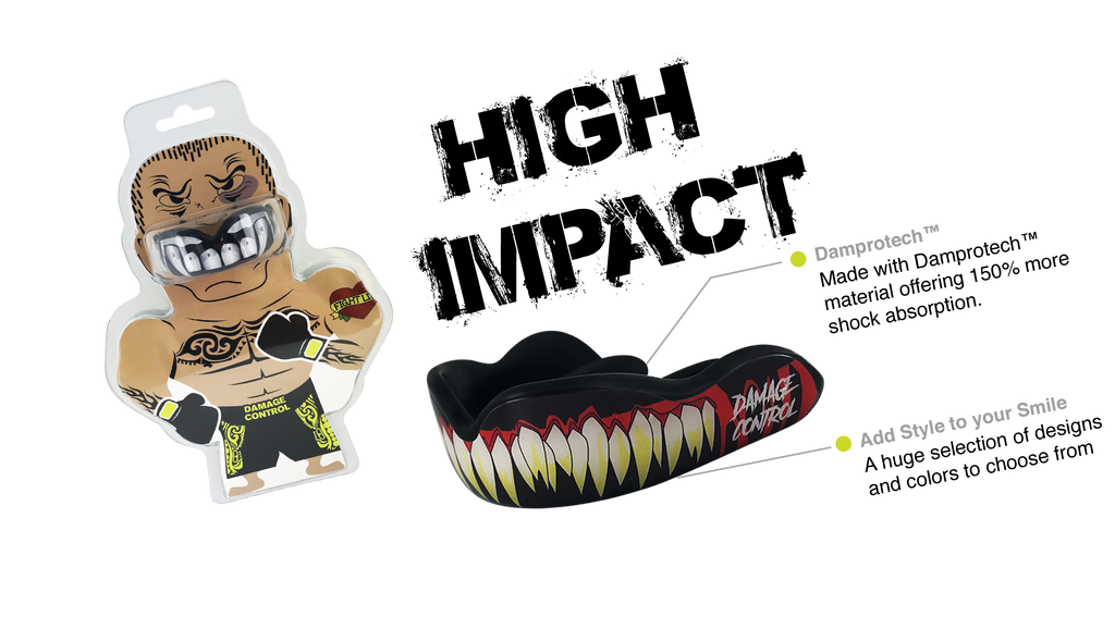 High Impact Mouth Guard