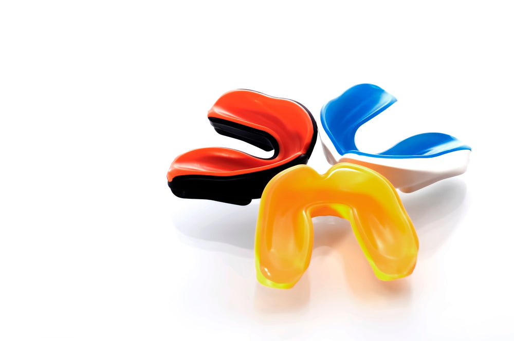 custom-fit mouthguards benefit cyclists