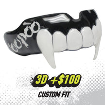 Weight Lifting Custom Mouthguard - Damage Control Mouthguards