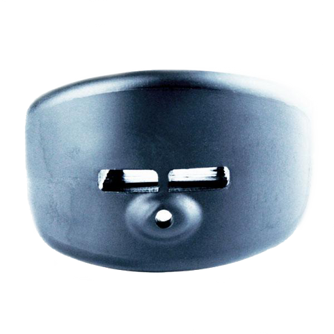 Black Pacifier Mouthpiece