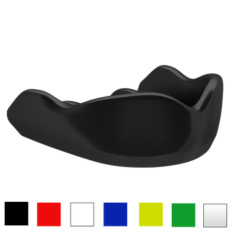 Black Mouth Guard High Impact - Damage Control Mouthguards
