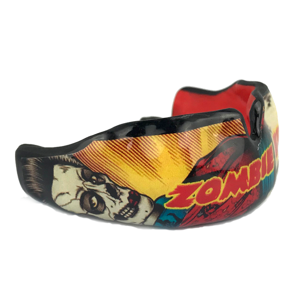 Upload Your Own Design Custom Mouth Guard - Damage Control Mouthguards