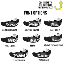 Custom Mouthguard - Damage Control Mouthguards