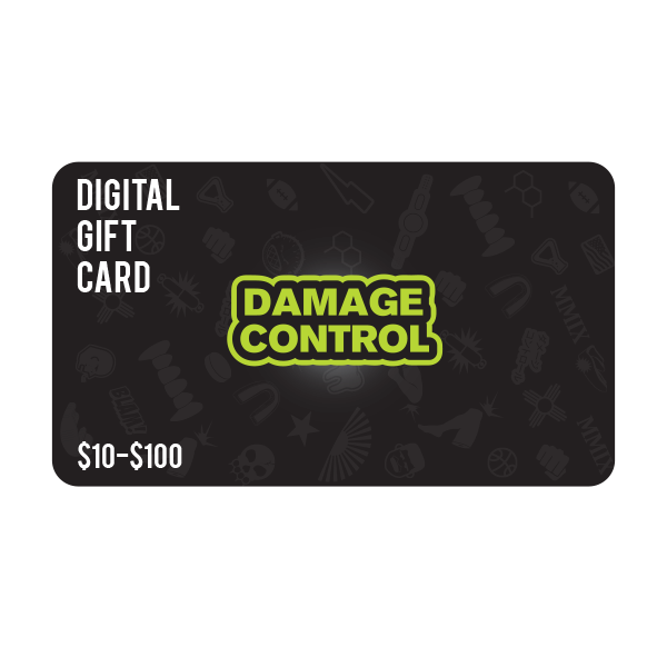 Gift Card - Damage Control Mouthguards