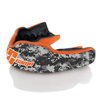 Custom Fit HXC Graphics Builder - Damage Control Mouthguards