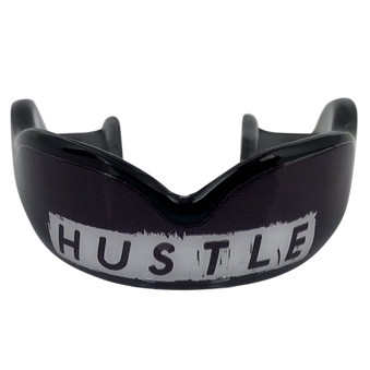 Hustle (HI) Mouth Guard - Damage Control Mouthguards