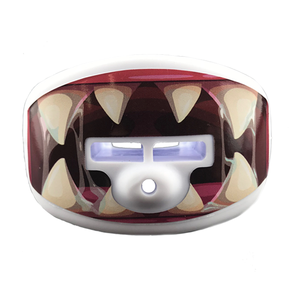 Predator Pacifier Mouthguard - Damage Control Mouthguards