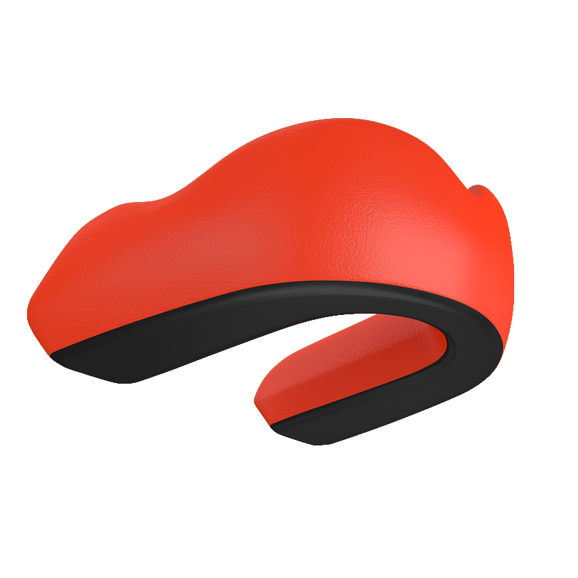 Red EI Mouth Guard - Damage Control Mouthguards