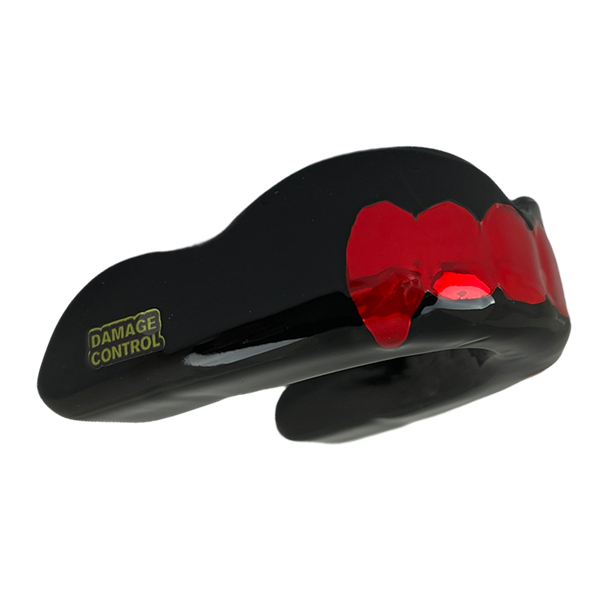Red Grill  Boil and BIte - Damage Control Mouthguards