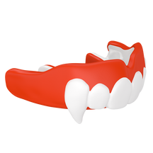 3D Fangs Mouthguards - Damage Control Mouthguards