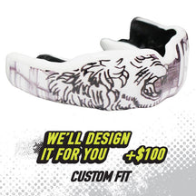 BMX Custom Mouthguard - Damage Control Mouthguards