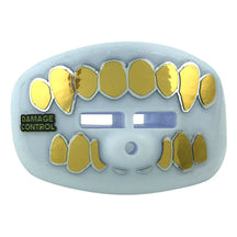 Gold Grillz Pacifier Mouthpeice - Damage Control Mouthguards