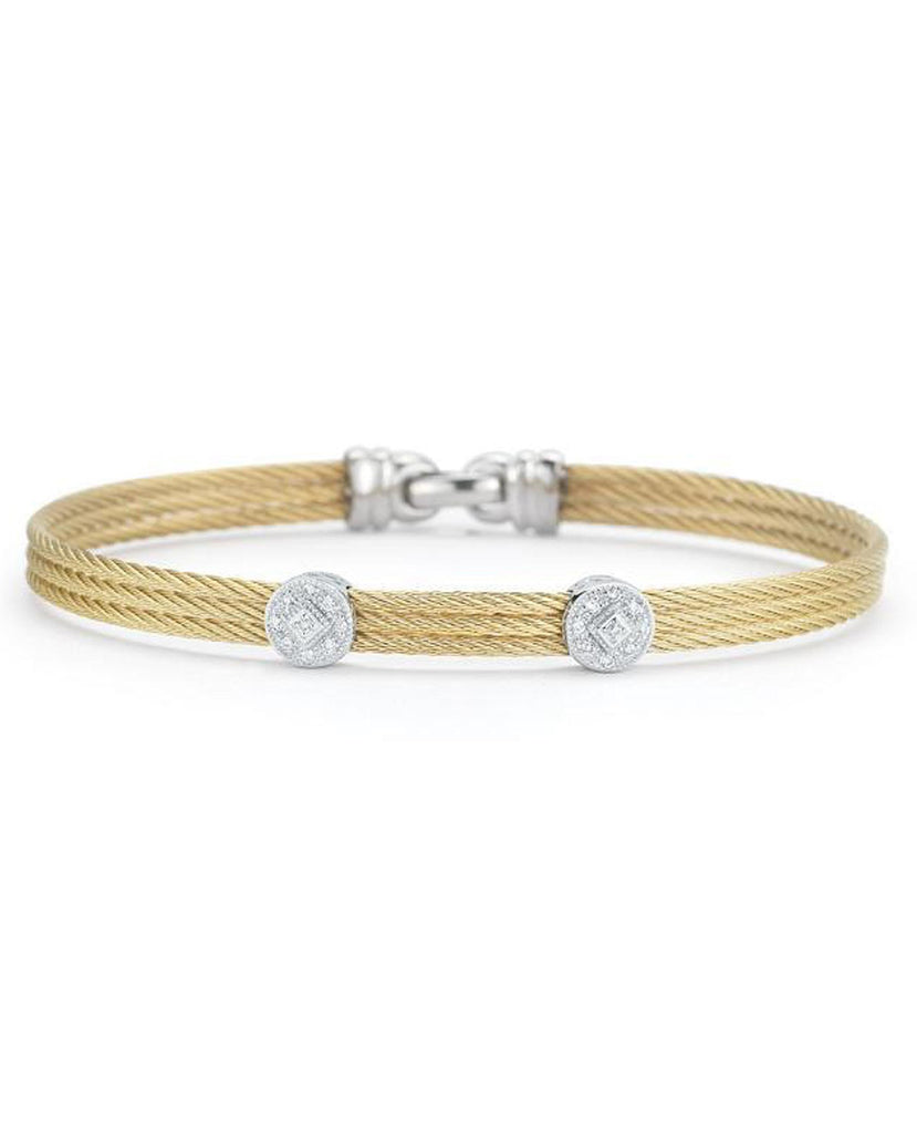 ALOR Classique Stackable Bangle 04-37-S822-11 (Choose free two-day shipping at checkout)