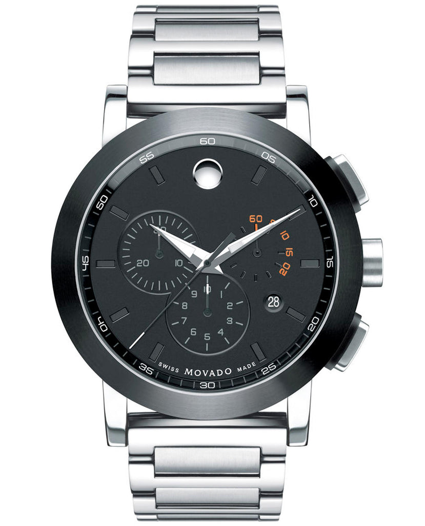 Movado 0606792 Men's Museum Watch (Choose free two-day shipping at checkout)