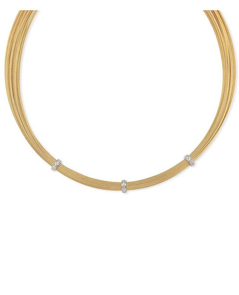 Alor Classique Necklace 08-37-S431-11 (Choose free two-day shipping at checkout)