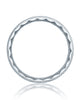 Tacori Mens Sculpted Crescent Band 106-6WB